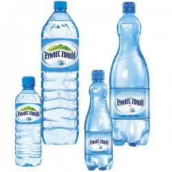 Woda Żywiec Zdrój gaz  1 5l