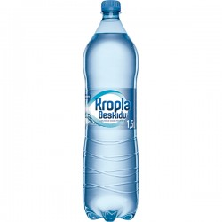 Woda Kropla Beskidu  gaz  1 5L