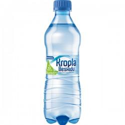 Woda Kropla Beskidu gaz  0 5l