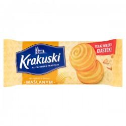 Ciastka Krakuski maślane