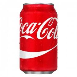 Coca-Cola puszka 0 33L