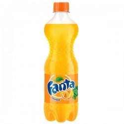 Fanta 0 5L butelka