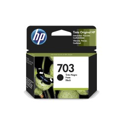 Tusz HP (703) CZARNY 4ml...