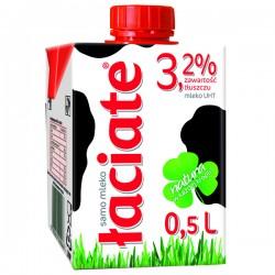 Mleko UHT ŁACIATE 3 2% 0 5L