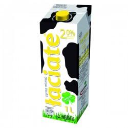Mleko UHT ŁACIATE 2 0% 1L