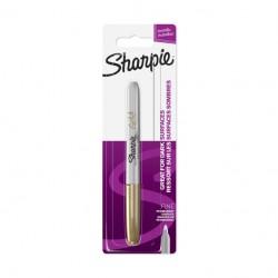 Marker Sharpie metalik F...