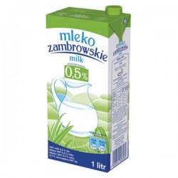 Mleko Zambrowskie 0 5% 1L