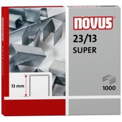 Zszywki 23 13 (1000) Novus