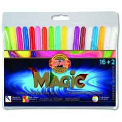 Pisaki Magic 16+2 KOH I NOR...