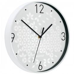 Zegar Leitz WOW biały 90150001