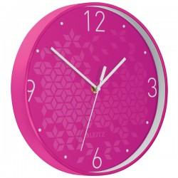 Zegar Leitz Wow różowy...