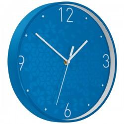Zegar Leitz Wow niebieski...