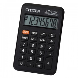 Kalkulator Citizen LC-210NR