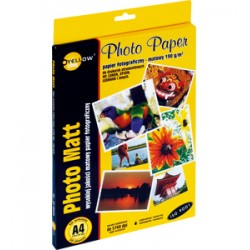 Papier foto A4 Yellow One...