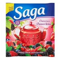 Herbata Saga owoce leśne 20tb