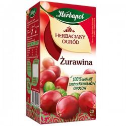 Herbata Herbapol (20) ŻURAWINA