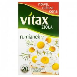 Herbata Vitax Rumianek 20TB