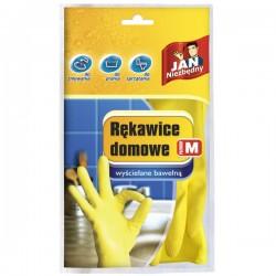 Rękawice gumowe M Jan...