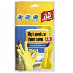 Rękawice gumowe S Jan...
