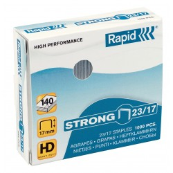 Zszywki 23 15 Rapid Strong...