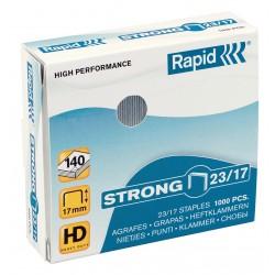 Zszywki 23 17 Rapid Strong...
