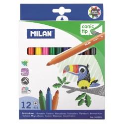 Pisaki 12kol  Milan 0612312