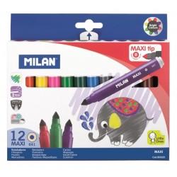 Pisaki 12kol  Maxi Milan 80020