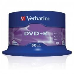 Płyta DVD+R Verbatim 4 7GB...