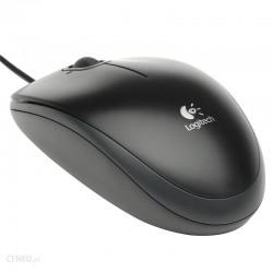 Mysz Logitech kabel USB...