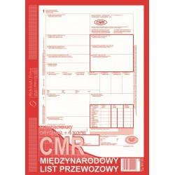 CMR międzynarodowy list...