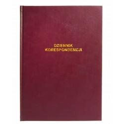 Dziennik korespondencji...